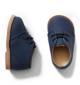 Chukka Boot Crib Shoe