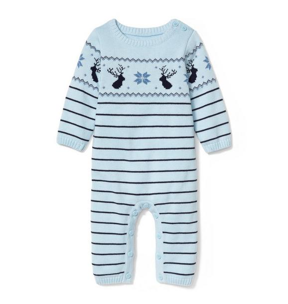 Striped Deer 1-Piece