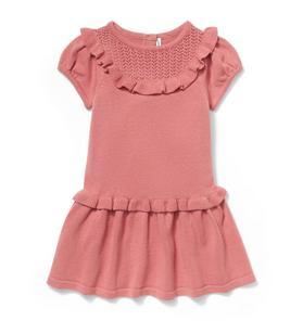 ca9869e243 Dropwaist Sweater Dress