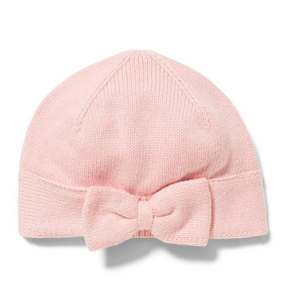 Bow Sweater Beanie