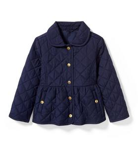 424171f9a Quilted Barn Jacket