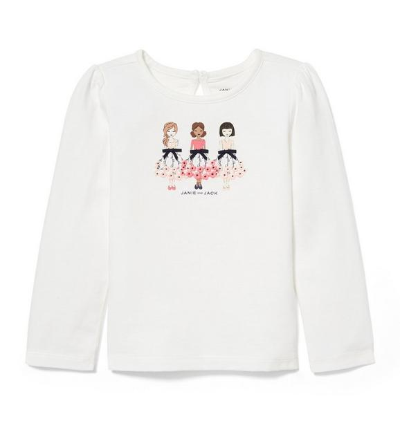 Flower Girls Tee