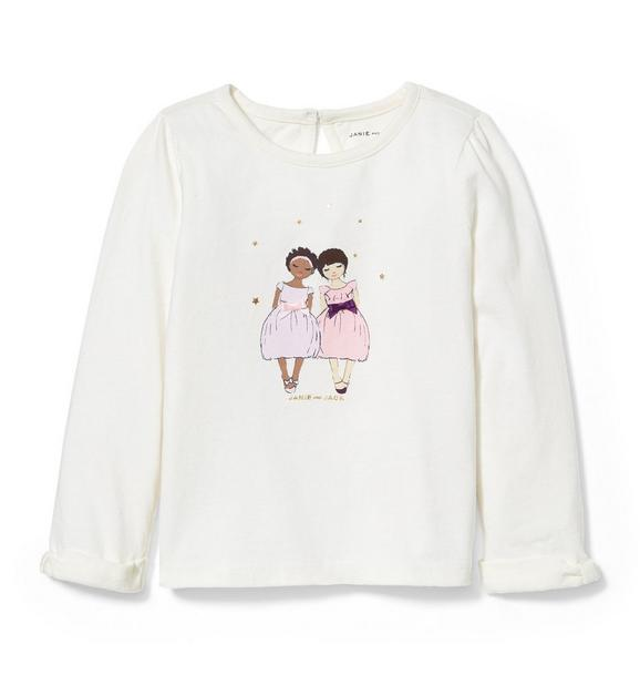 Dress Girls Tee
