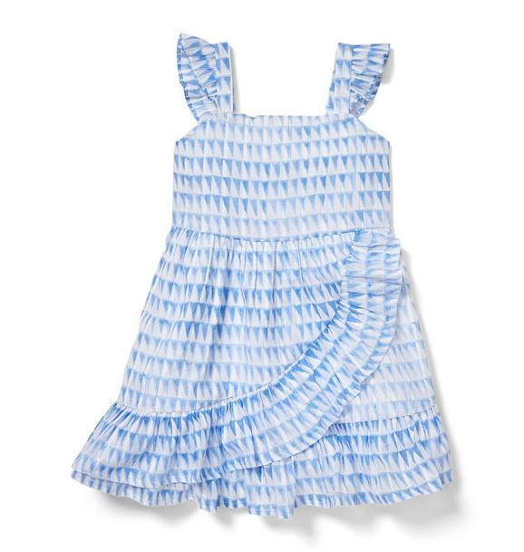Rachel Zoe Geo Wrap Dress