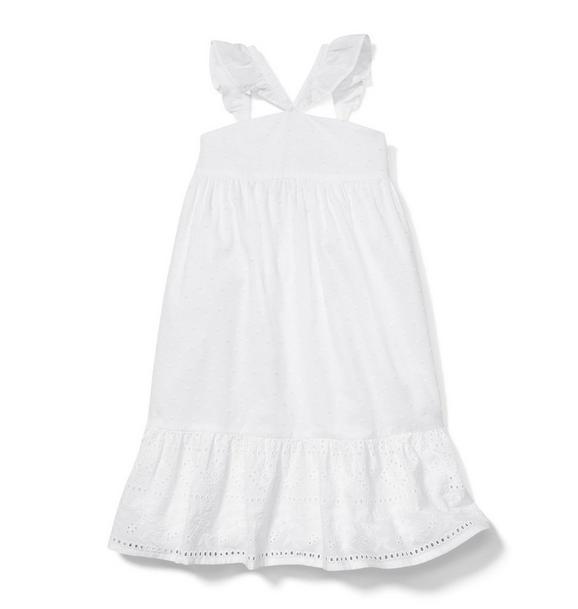 Rachel Zoe Eyelet Dress