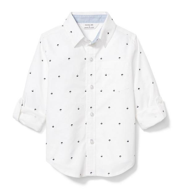 Rachel Zoe Oxford Shirt