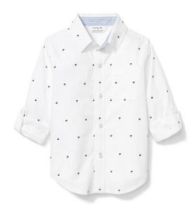 Rachel Zoe Oxford Shirt