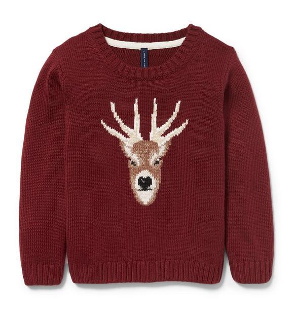 Reindeer Pullover