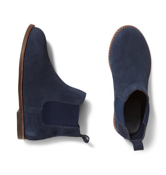 Suede Chelsea Boot