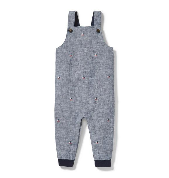 Sailboat Overall