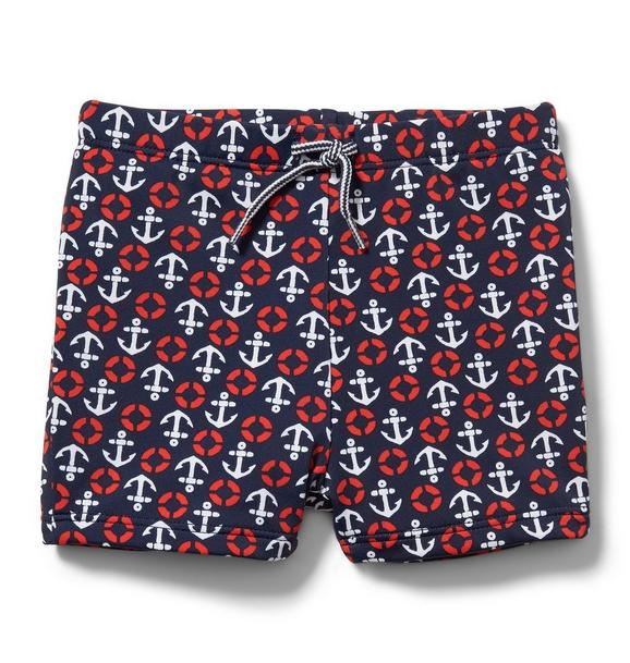 Anchor Lifesaver Swim Short