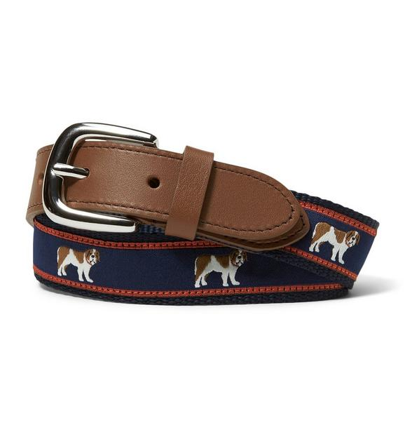 Saint Bernard Dog Belt