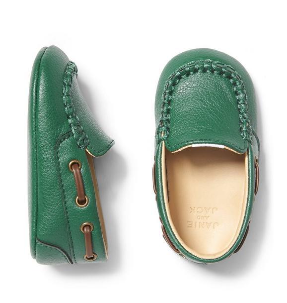 Driving Crib Shoe