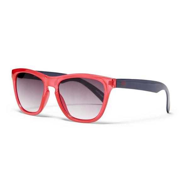 Colorblocked Sunglasses