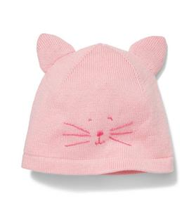 Cat Knit Beanie