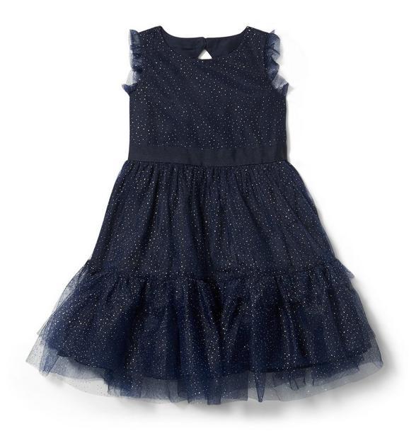 Glitter Tulle Dress