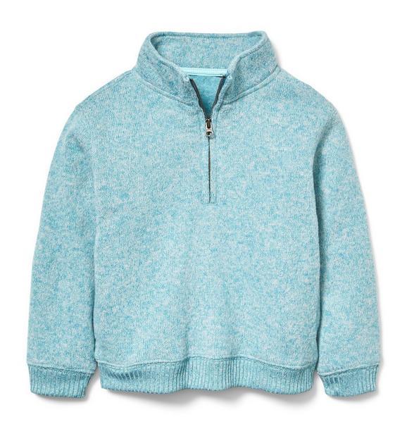 Half Zip Sweater Fleece