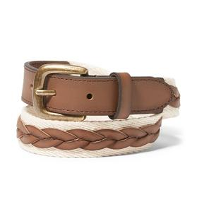 Twill Braid Belt