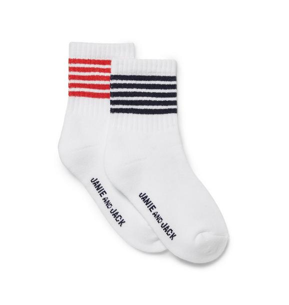 Stripe Sock 2-Pack