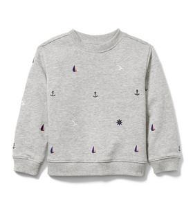 Nautical Icon Sweatshirt