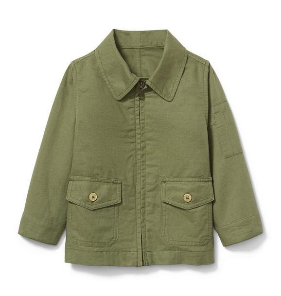 Rachel Zoe Linen Jacket