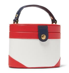 Colorblock Bucket Purse