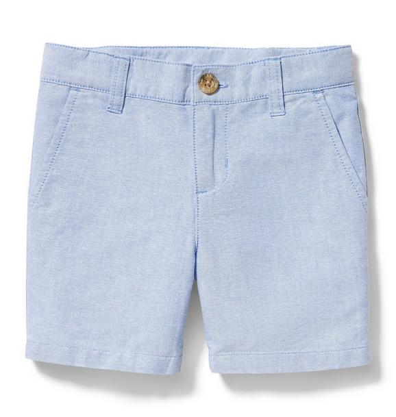 Oxford Cotton Short
