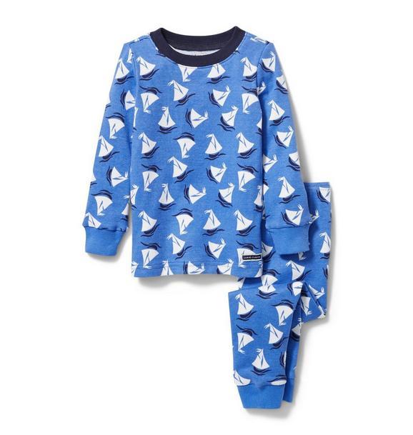 Sailboat Pajamas