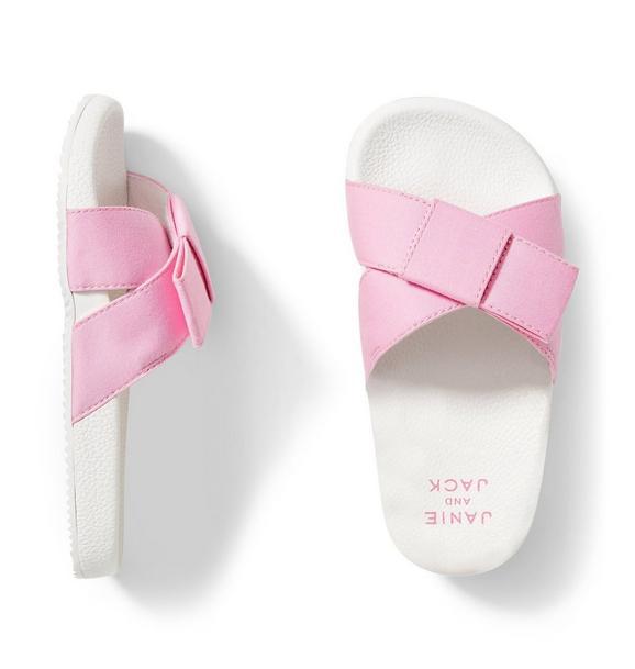 Pink Bow Slide