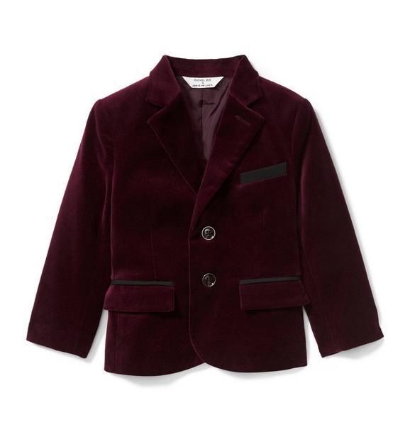 Rachel Zoe Velveteen Suit Jacket