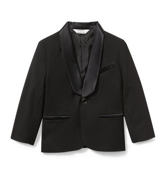 Rachel Zoe Wool Tuxedo Jacket
