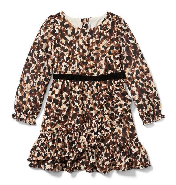 Rachel Zoe Cheetah Print Dress
