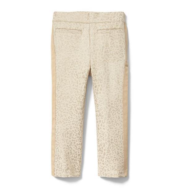 Rachel Zoe Cheetah Tuxedo Pant