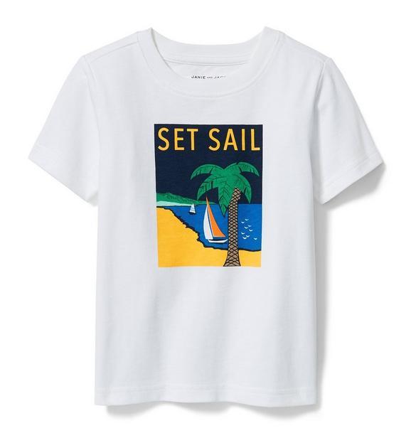 Set Sail Tee