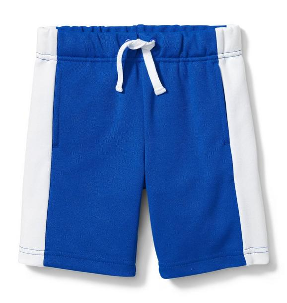 Side Stripe Track Short