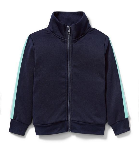 Side Stripe Track Jacket