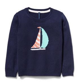 Sailboat Pullover