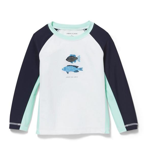 Fish Rash Guard