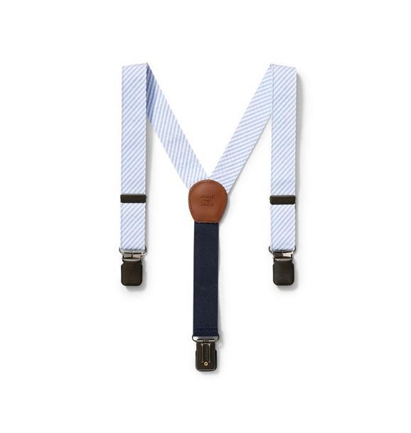 Seersucker Suspender