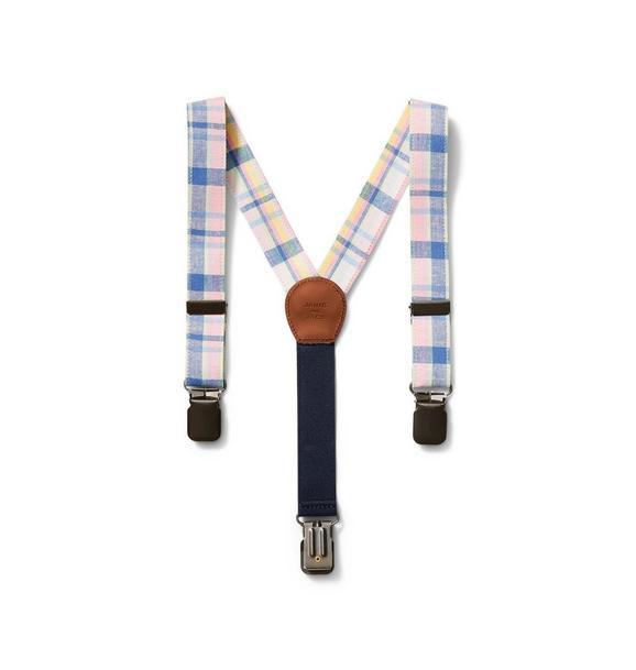 Plaid Suspender