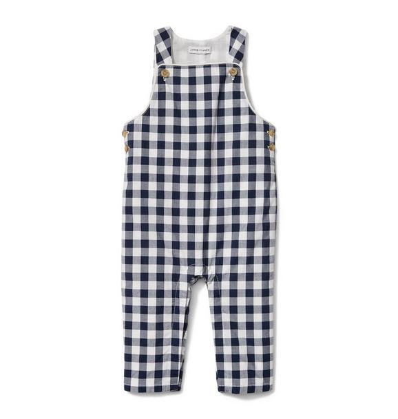 Gingham Overall
