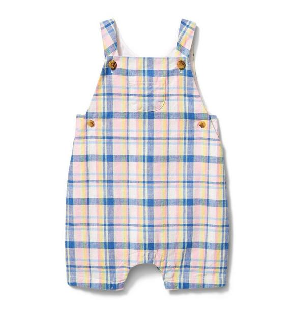 Plaid Shortall