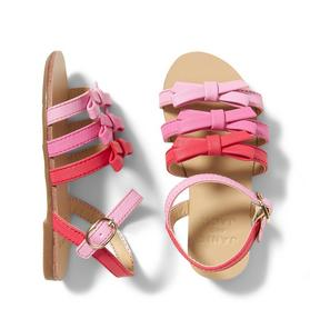Multi Bow Sandal