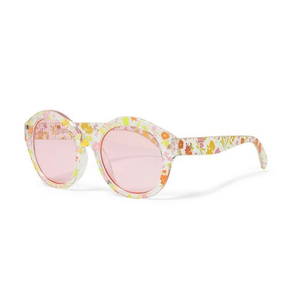 Ditsy Floral Sunglasses