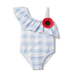 Gingham Swimsuit