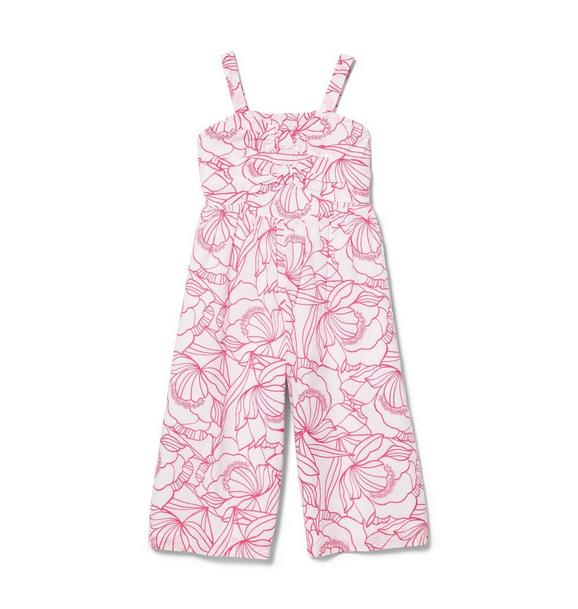 Peony Double Knot Jumpsuit
