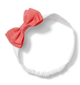 Two Tone Bow Headband