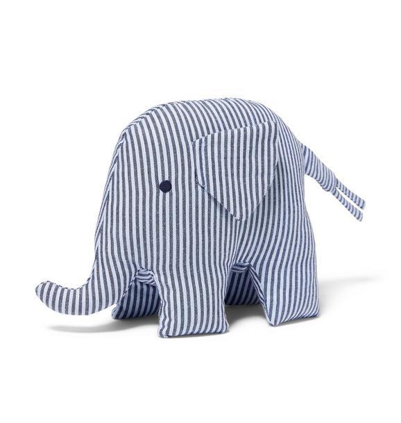 Stripe Elephant Plush