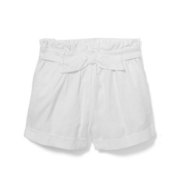 Paperbag Waist Short