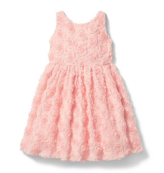 Juno Valentine Rose Dress